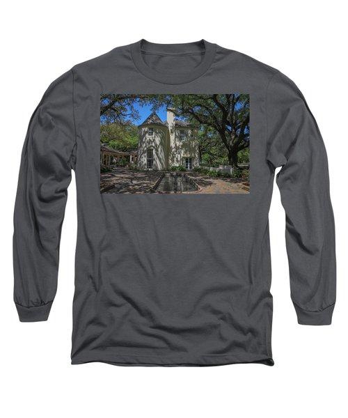 Heyman House Fountain Long Sleeve T-Shirt