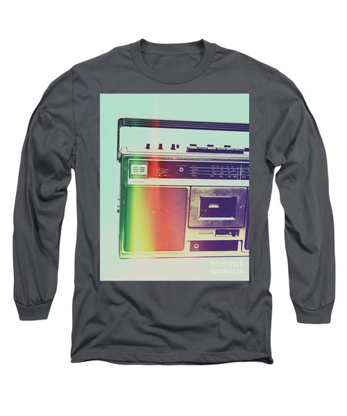 Hi-fi Pop Long Sleeve T-Shirt
