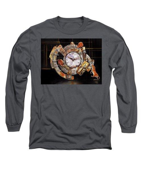 Hickory Dickory Dock Long Sleeve T-Shirt