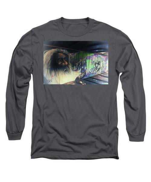 Hidden Agenda Long Sleeve T-Shirt
