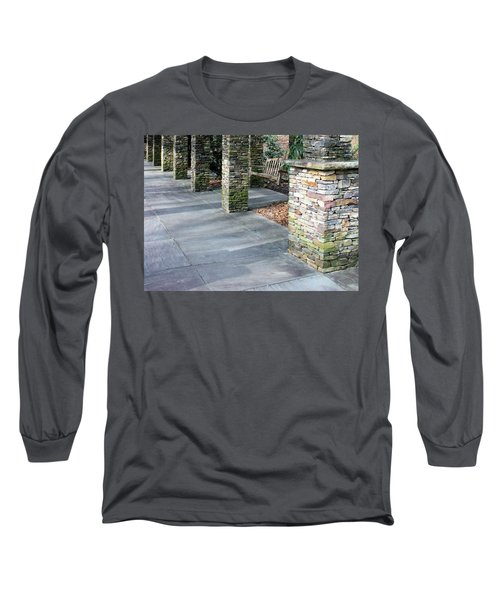 Long Sleeve T-Shirt featuring the photograph Hidden by Cathy Harper