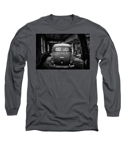 Hidden Hudson Long Sleeve T-Shirt