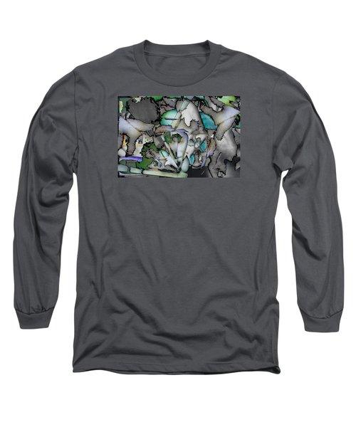 Hidden Image Long Sleeve T-Shirt by Don Gradner