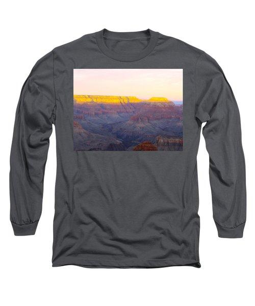 Hidden Treasure Long Sleeve T-Shirt by Adam Cornelison