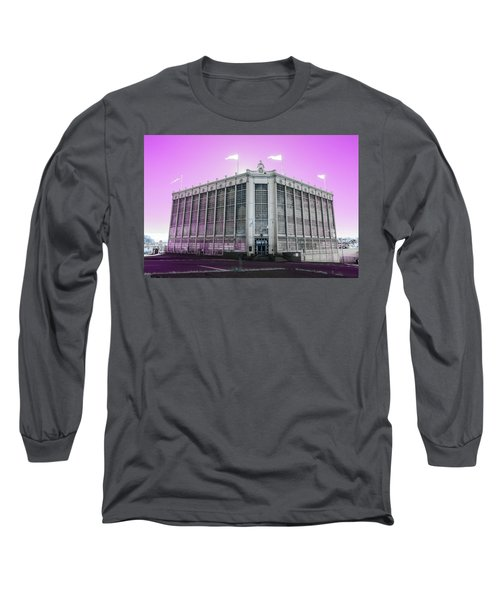Higgins Armory In Infrared Long Sleeve T-Shirt