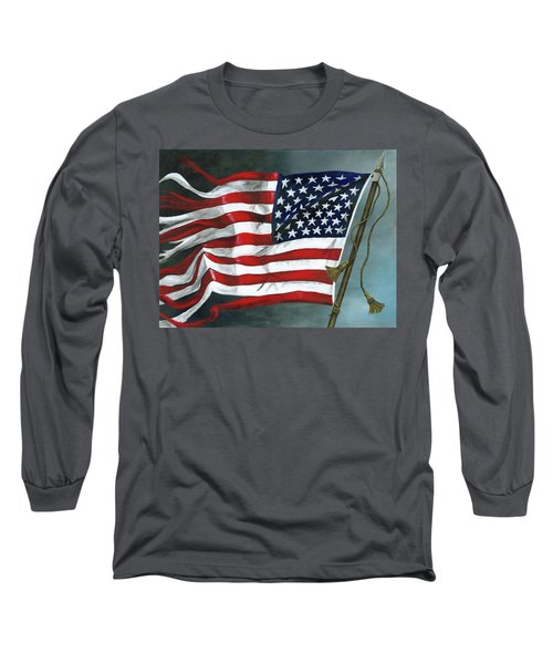 High Crimes And Misdemeanors Long Sleeve T-Shirt