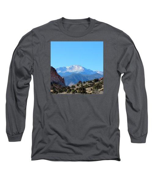 High Desert Winter Long Sleeve T-Shirt