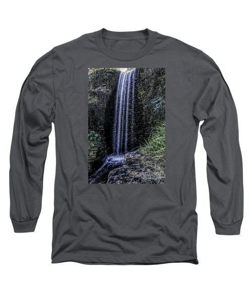 High Fall Long Sleeve T-Shirt by Ken Frischkorn