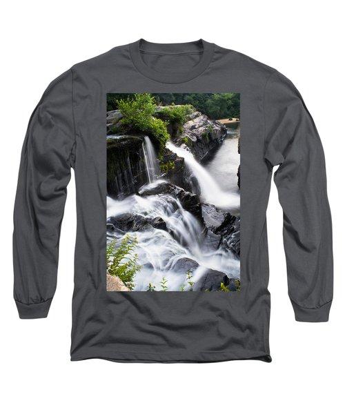 High Falls Park Long Sleeve T-Shirt