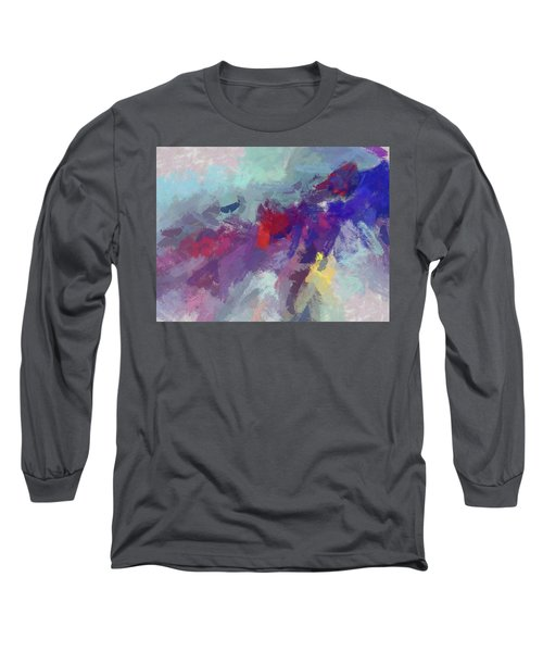 High Flying Kite Long Sleeve T-Shirt