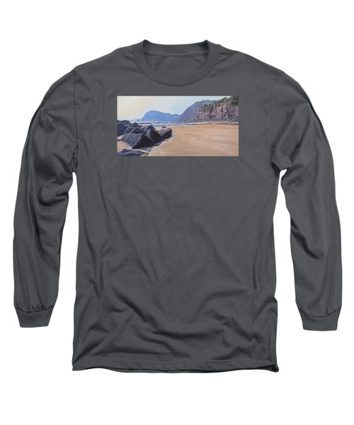 High Peak Cliff Sidmouth Long Sleeve T-Shirt