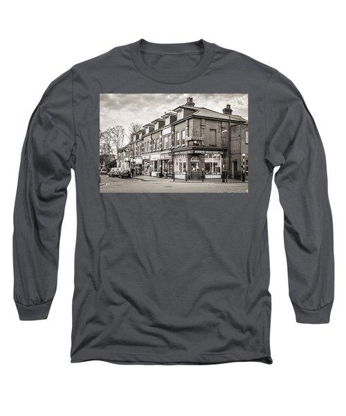High Street. Long Sleeve T-Shirt