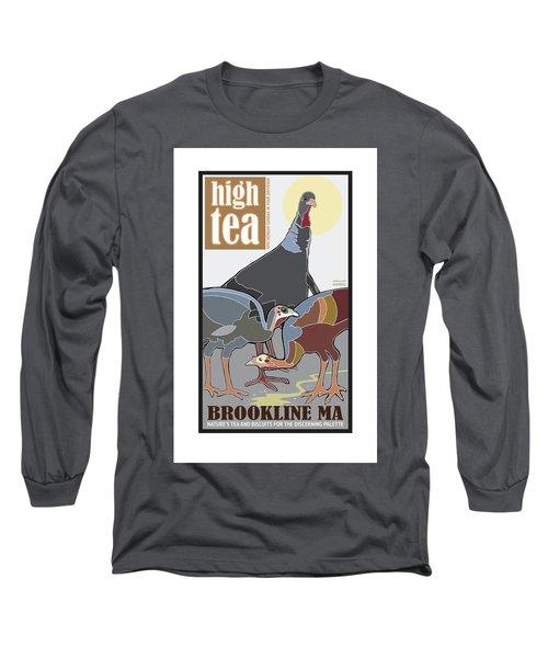 High Tea Long Sleeve T-Shirt