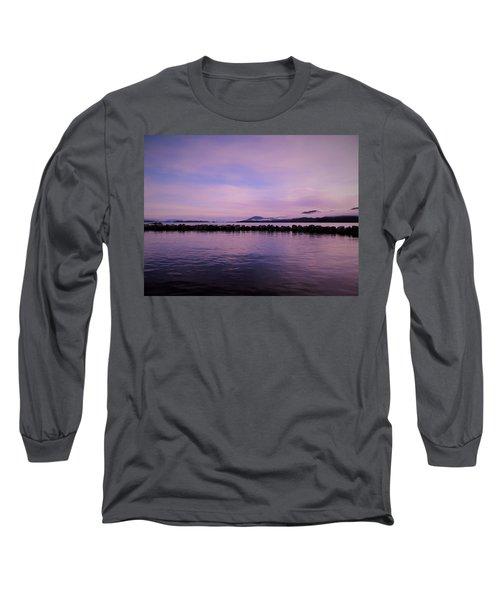 High Tide Long Sleeve T-Shirt by Karen Horn