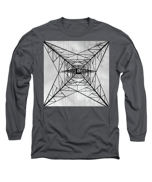 High Voltage Power Long Sleeve T-Shirt