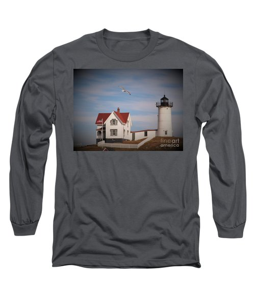 Highlighting The Nubble Light Long Sleeve T-Shirt