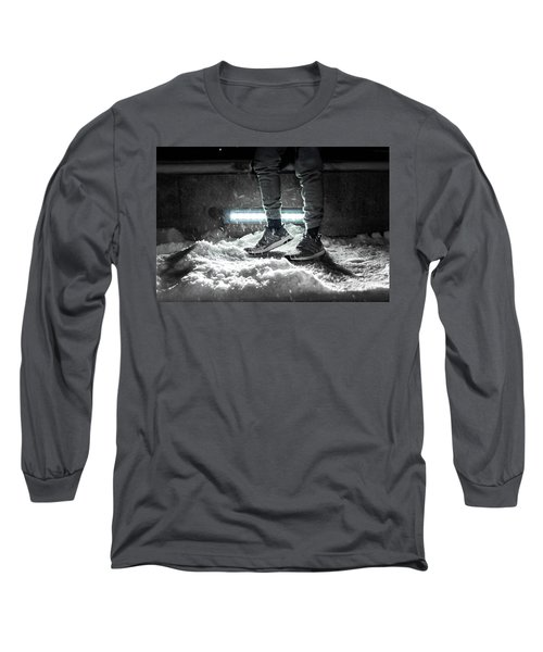 Highsnobiety In The Snow Long Sleeve T-Shirt