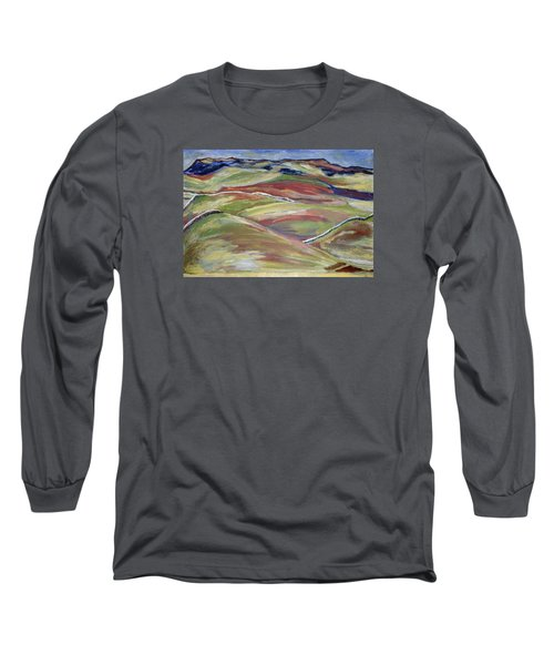 Northern Hills, Clare Island Long Sleeve T-Shirt