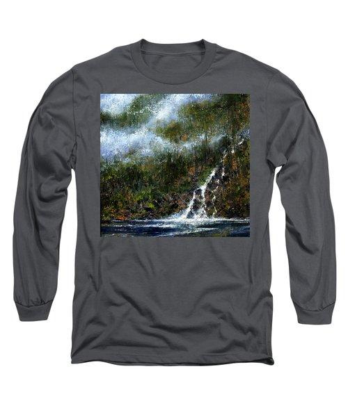 Hillside Run-off Long Sleeve T-Shirt