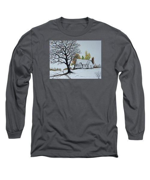 Hilltop Church Long Sleeve T-Shirt
