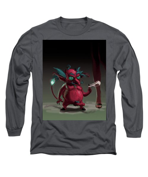 Himeros ,god Of Sexual Desire Long Sleeve T-Shirt