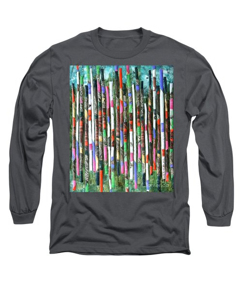 Hint Of Tiger - Sold Long Sleeve T-Shirt