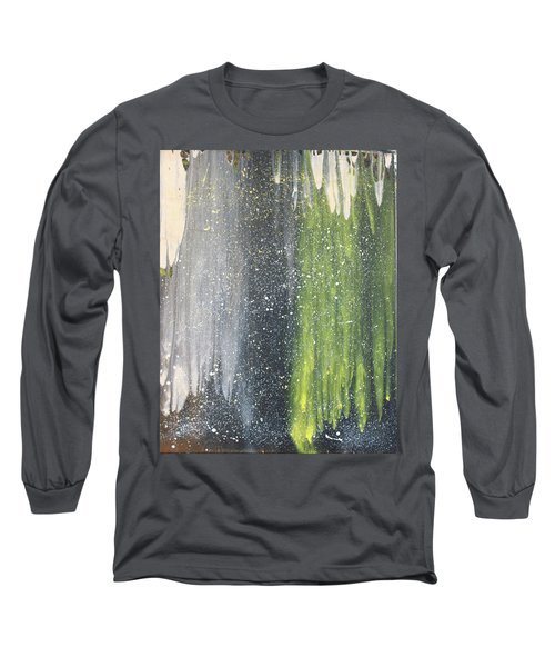 His World Long Sleeve T-Shirt by Cyrionna The Cyerial Artist