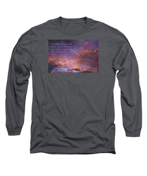 His Promise Long Sleeve T-Shirt