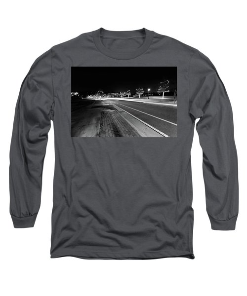 Historic Buford At Christmas Long Sleeve T-Shirt