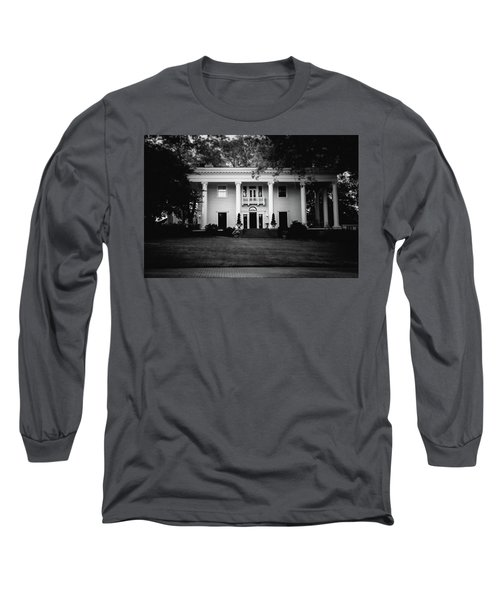 Historic Southern Home Long Sleeve T-Shirt