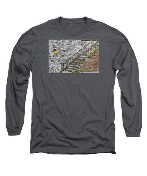 Historic Steps Long Sleeve T-Shirt