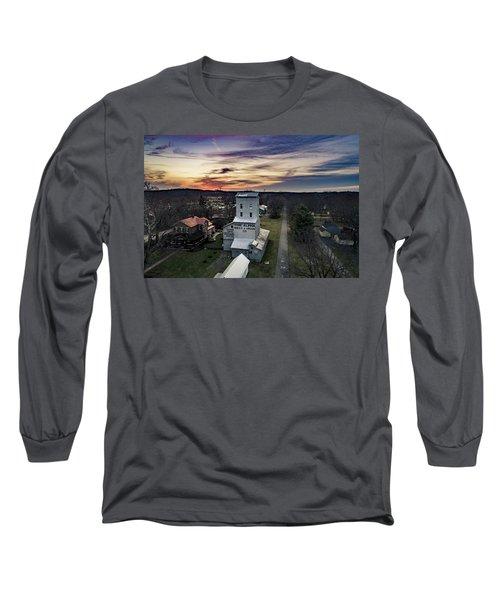 Historic Sunset Long Sleeve T-Shirt