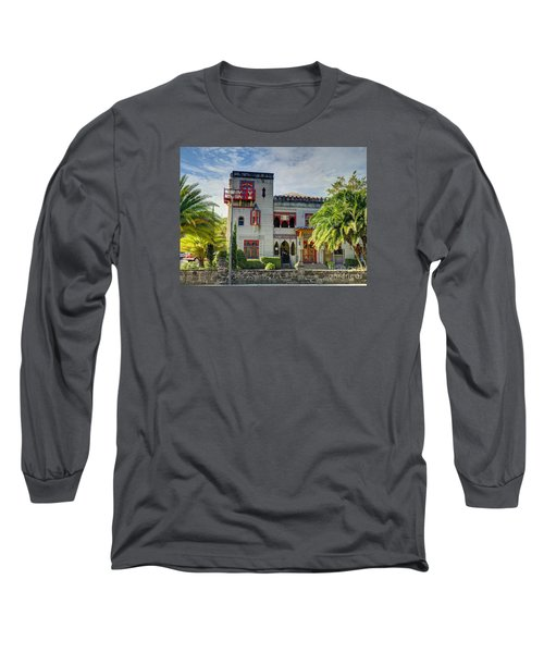 Historic Zorayda Castle Long Sleeve T-Shirt