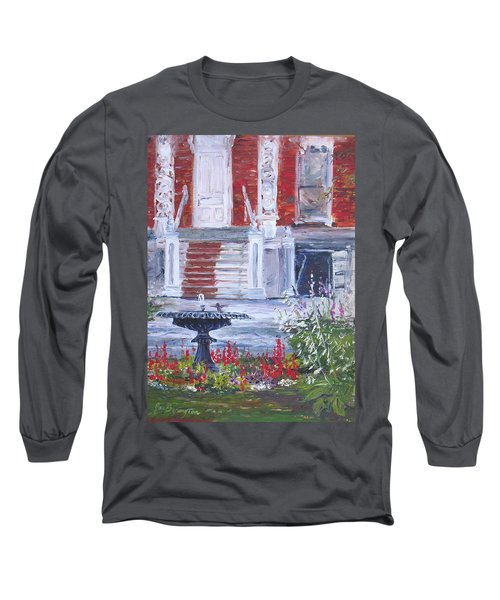 Historical Society Garden Long Sleeve T-Shirt