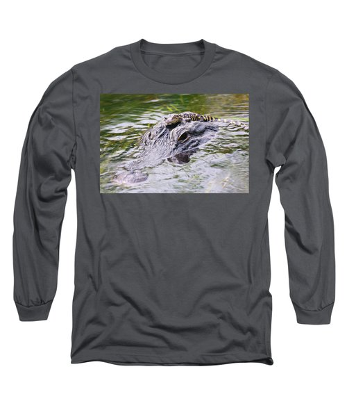 Hitchin' A Ride. Long Sleeve T-Shirt