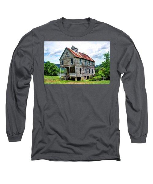 Hiwassee Union Baptist Church Long Sleeve T-Shirt
