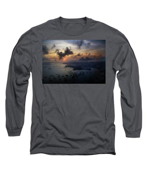 HK Long Sleeve T-Shirt