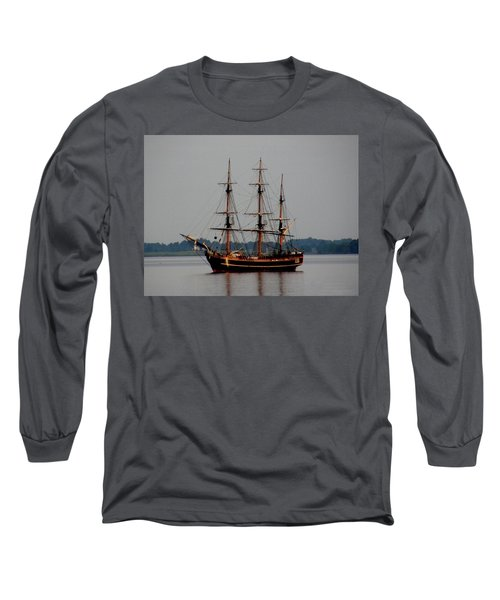 Hms Bounty  Long Sleeve T-Shirt