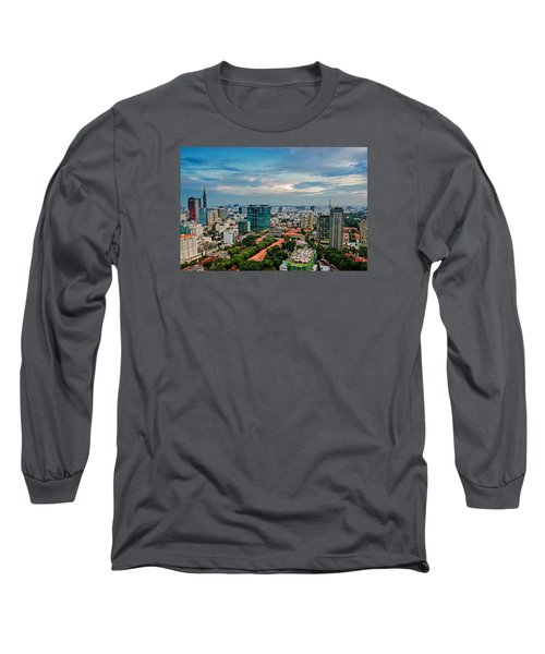 Ho Chi Minh City Long Sleeve T-Shirt