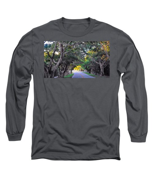 Hobe Sound, Fla Long Sleeve T-Shirt by John Wartman