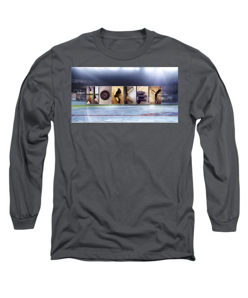 Hockey Long Sleeve T-Shirt