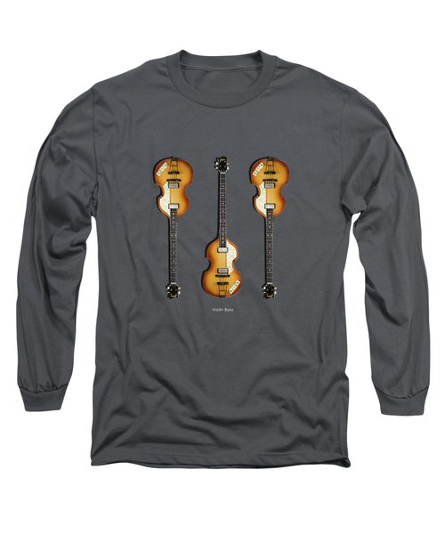 Hofner Violin Bass 62 Long Sleeve T-Shirt