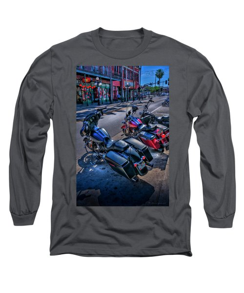 Hogs On 7th Ave Long Sleeve T-Shirt