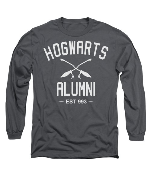 Hogwarts Alumni Long Sleeve T-Shirt