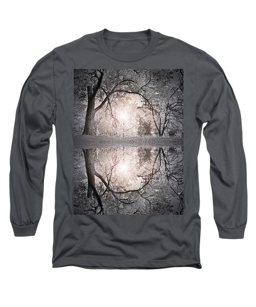 Long Sleeve T-Shirt featuring the photograph Hold Me In This Pale Light by Tara Turner