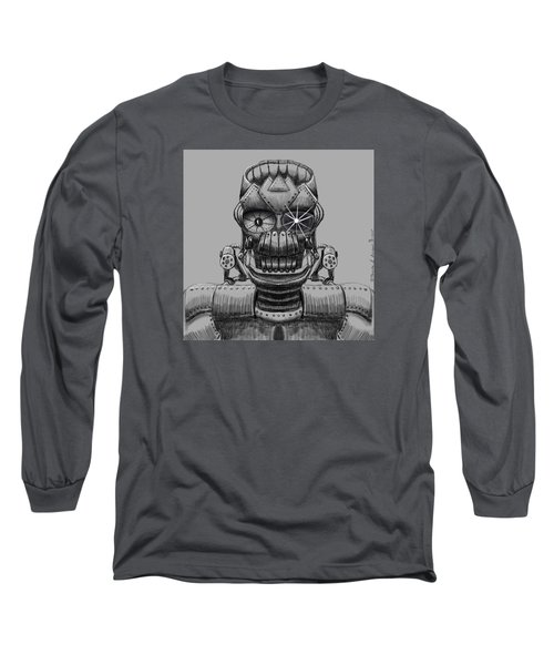 Hole Machine. Long Sleeve T-Shirt