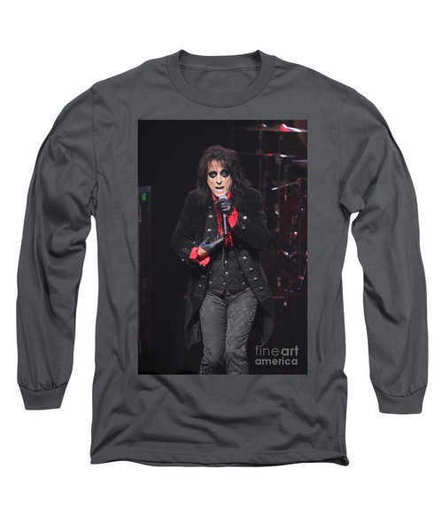 Hollywood Vampires Alice Cooper Long Sleeve T-Shirt