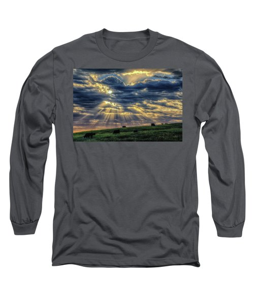 Holy Cow Long Sleeve T-Shirt by Fiskr Larsen
