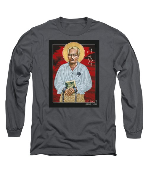 Holy Prophet Philip Berrigan 125 Long Sleeve T-Shirt