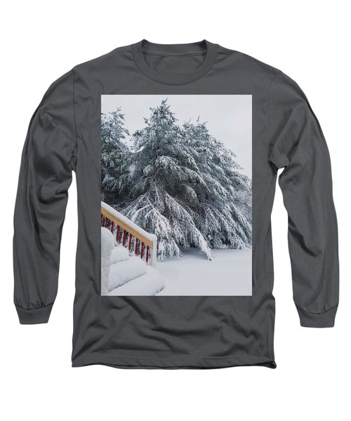 Home For The Blizzard Long Sleeve T-Shirt